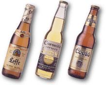Cerveza bien fresquita
