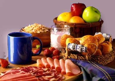 La importancia de un buen desayuno
