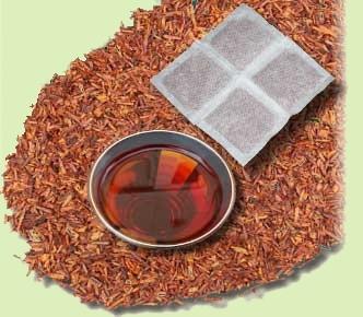 El té rojo o Pu-Erh